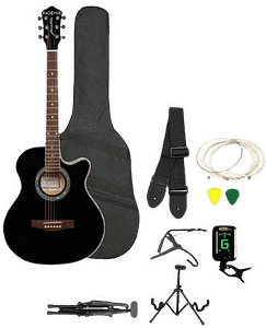 best guitar for beginners in India