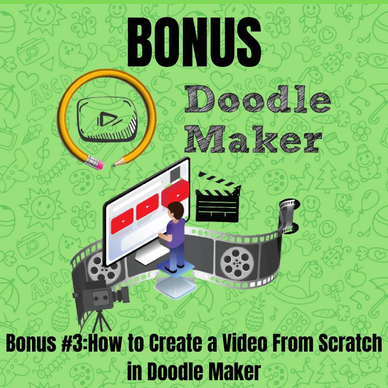 Doodle Maker- Bonus3