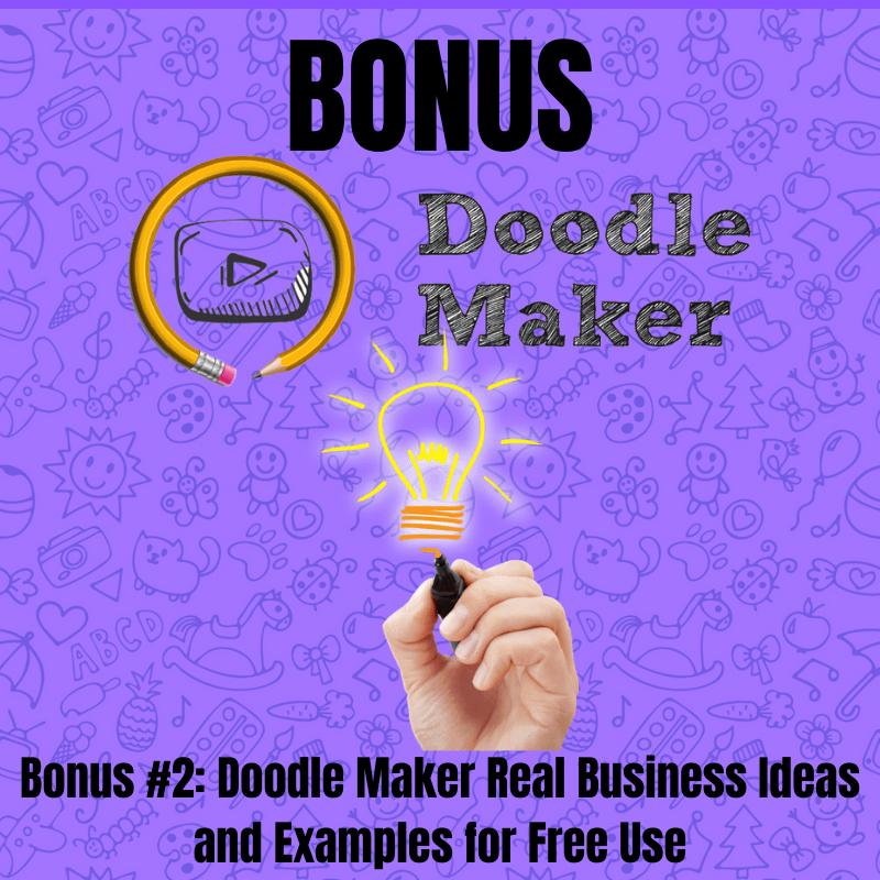 Doodle Maker- Bonus2