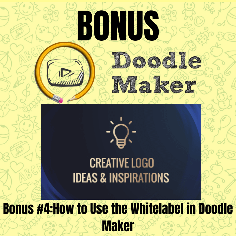 Doodle Maker- Bonus4