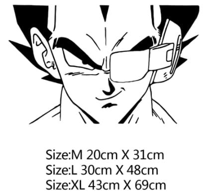 7_Vegeta_Sticker